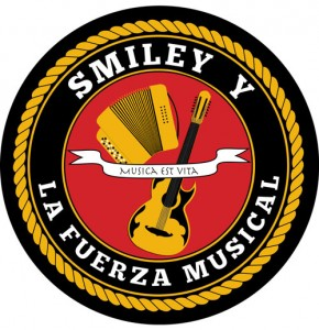 Logo for Smiley y La Fuerza Musical